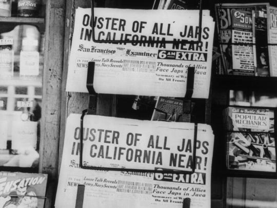 Internment Headlines