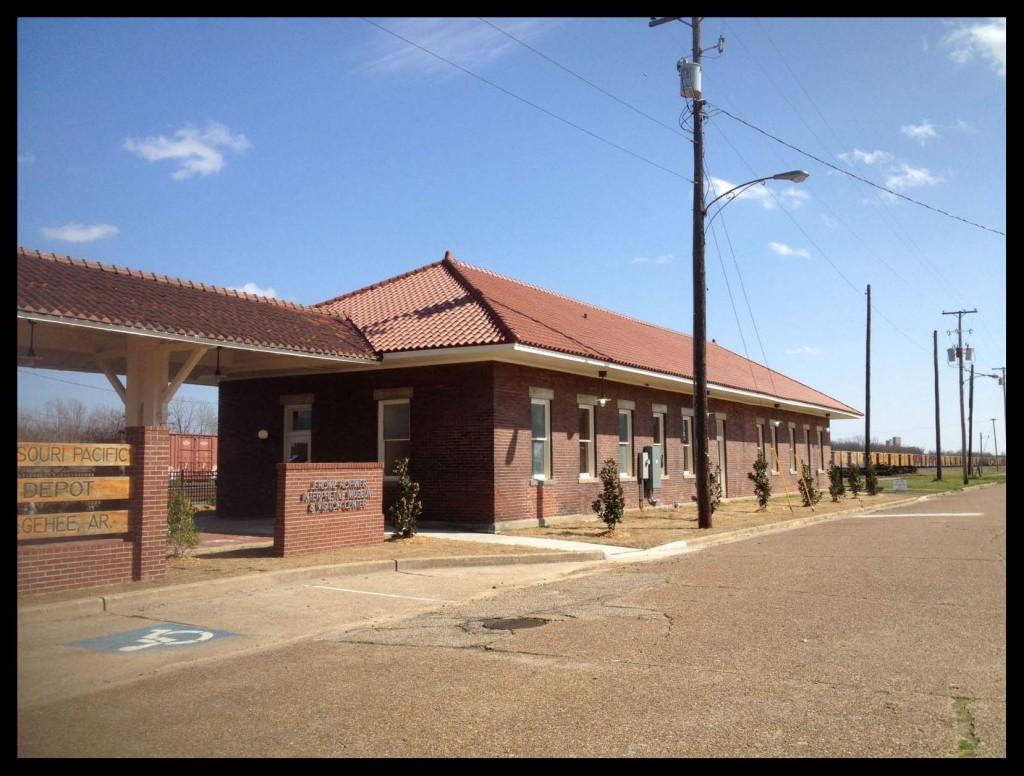 mcgehee depot